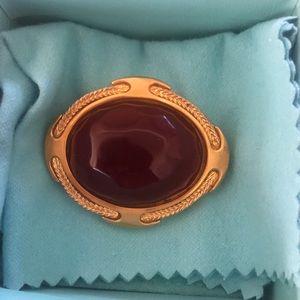 Karl Lagerfeld vintage brooch